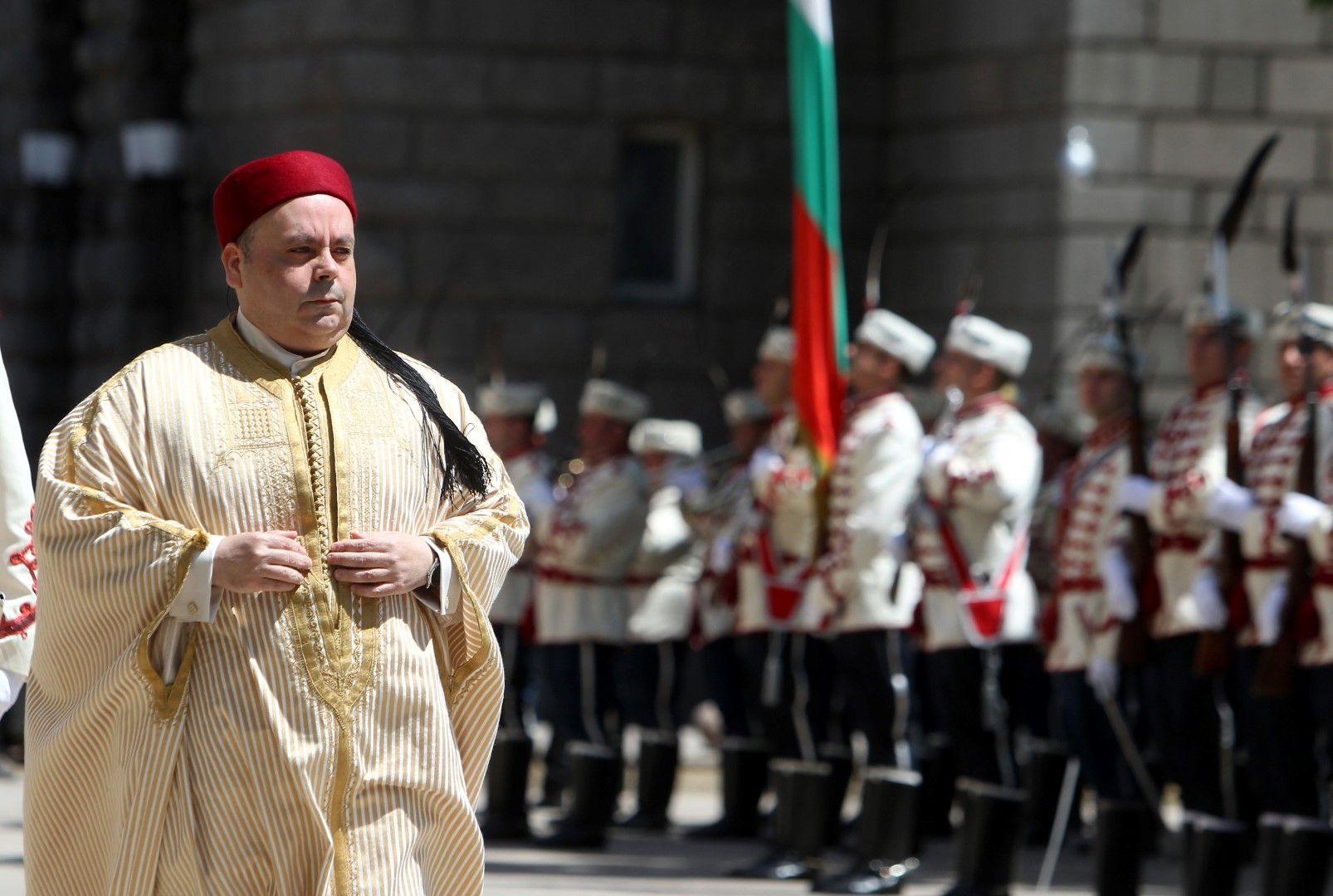 Новият посланик на Тунизийската република е Сейф-Аллах Реджеб