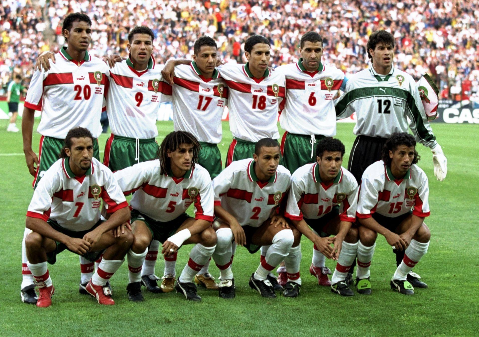 Мароко през 1998 г.