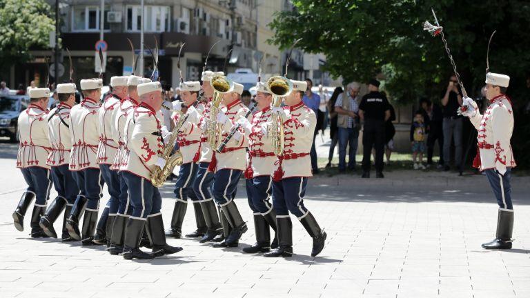 В Националната гвардейска част /НГЧ/ е обявен конкурс за попълване