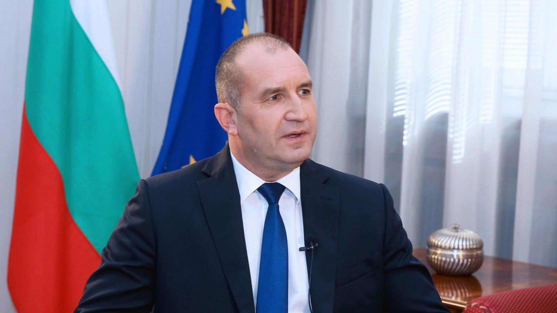 Радев: Пожелавам на правителството да оползотвори доверието, което се изгради при моето посещение в Русия