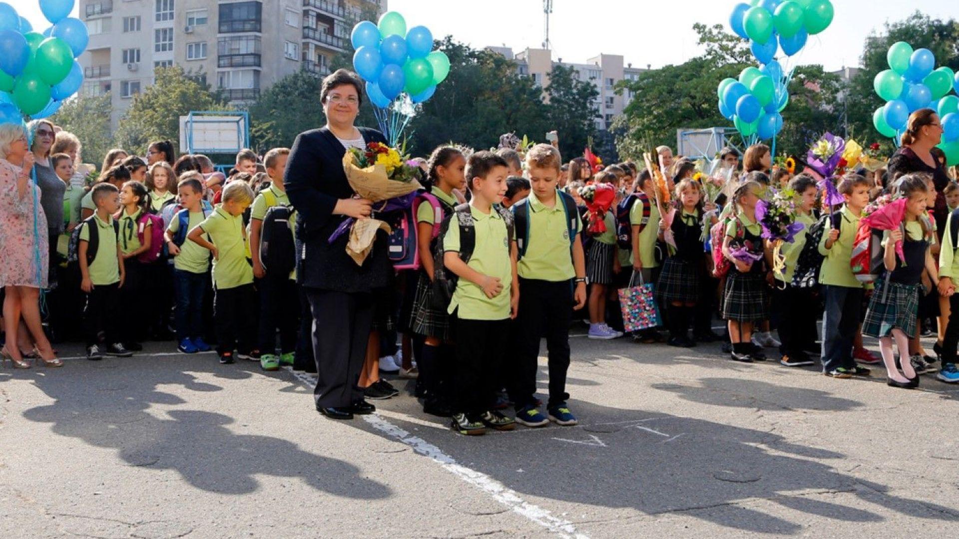Започва записването на първокласниците в София