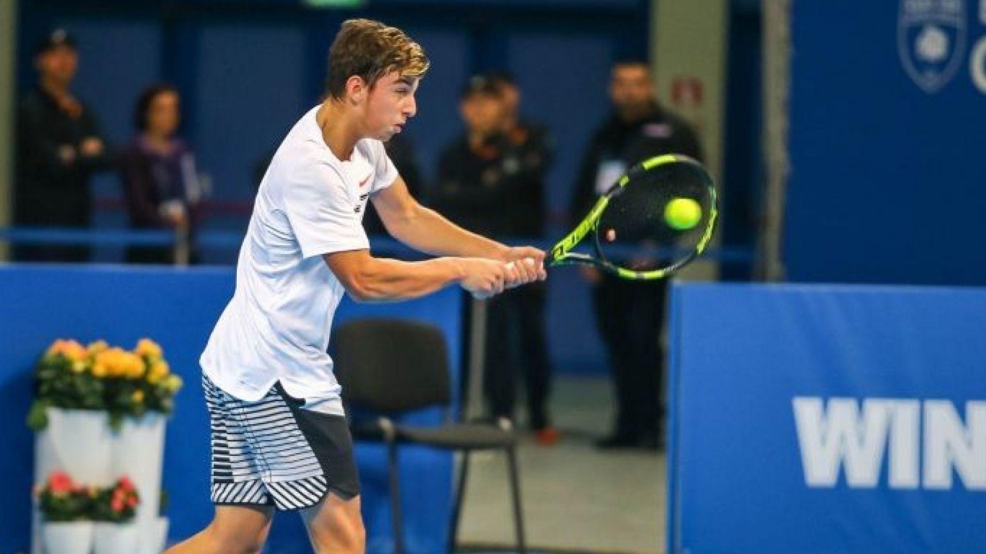 Българин ще играе полуфинал на US Open