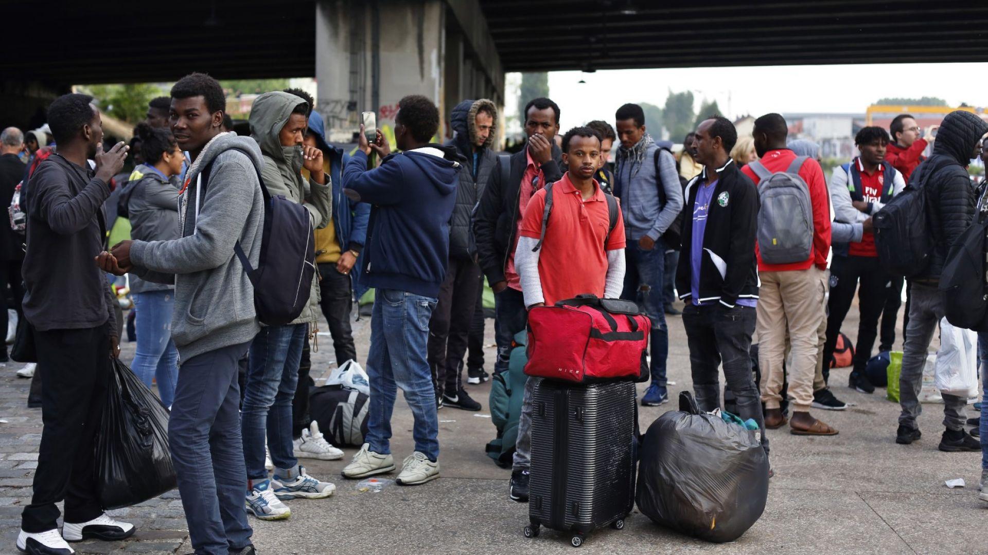 Бежанец се самоуби в Белгия, не искал да се връща България