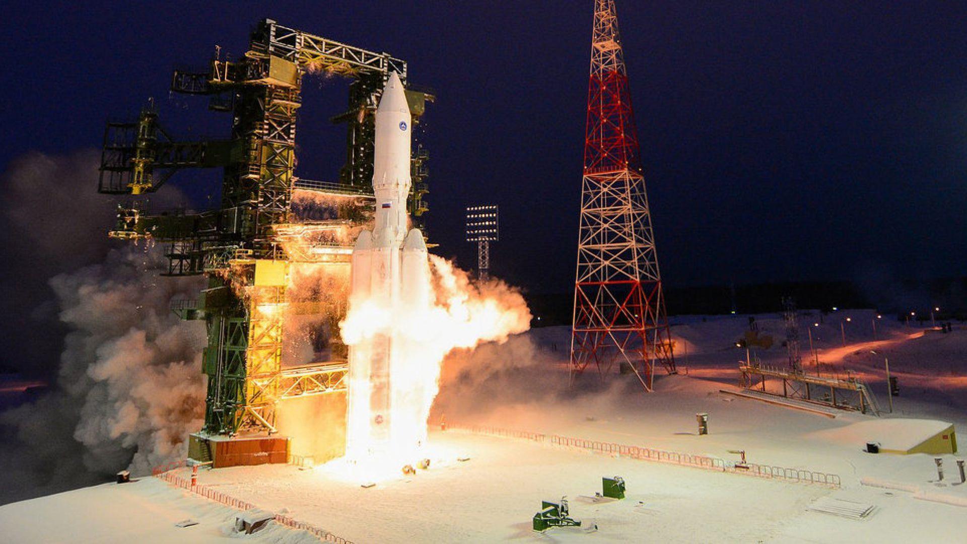 """Русия обяви кога ще пенсионира своята ракета """"работен кон"""" (снимки)"""