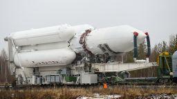 """Русия се готви за второто изстрелване на новата ракета """"Ангара А5"""""""