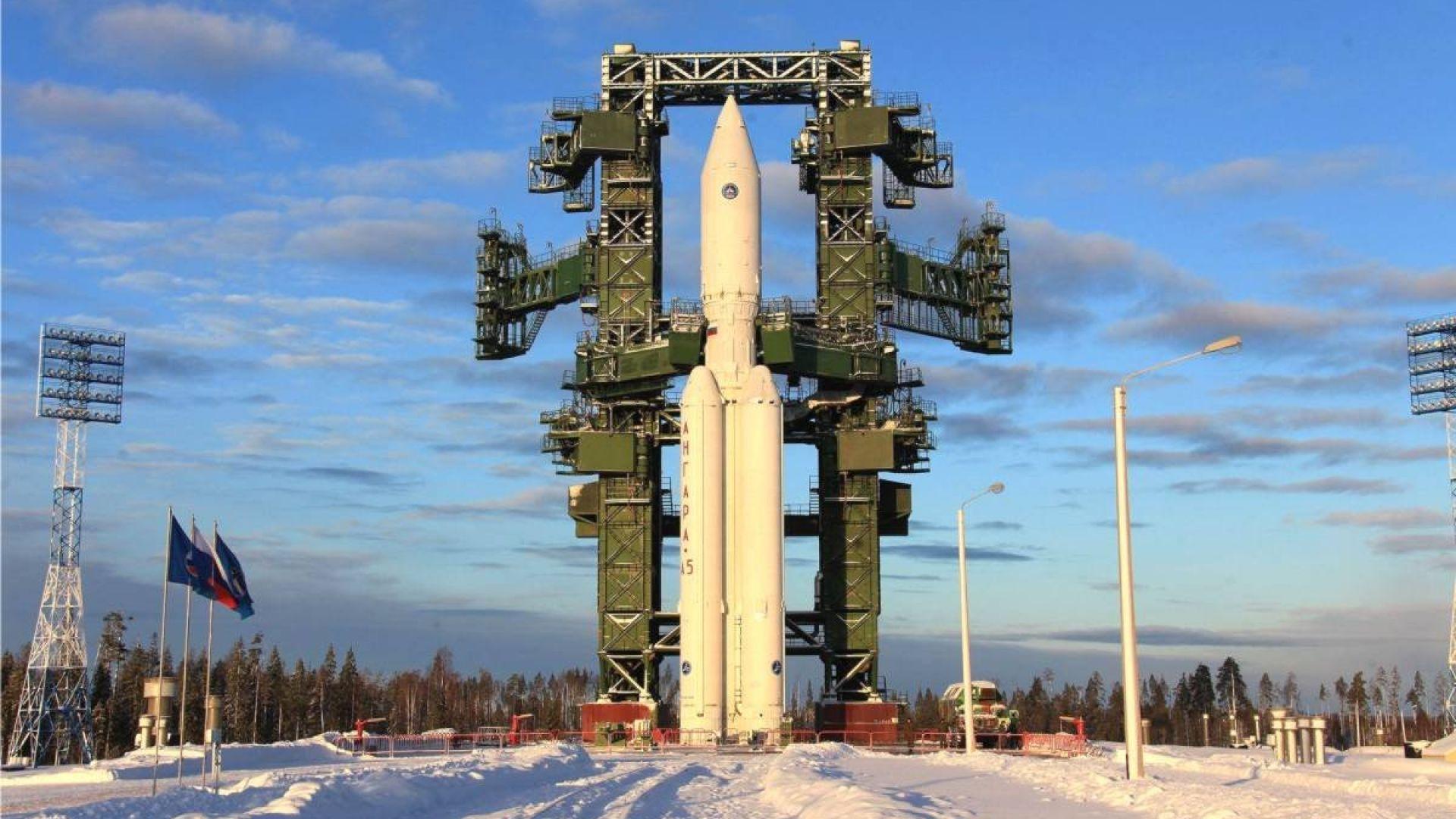 Роскосмос анонсира серийното производство на нова ракета