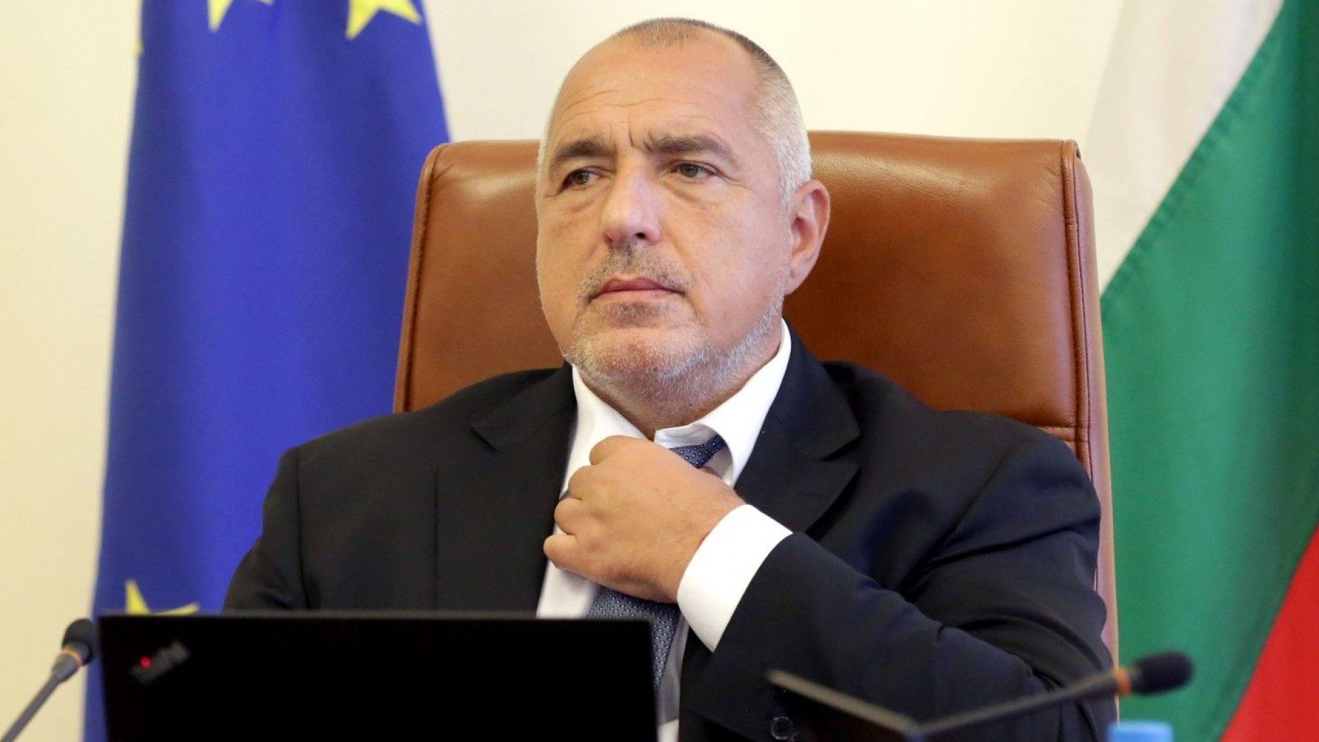 Стефан Тафров: Борисов отиде в Русия като молител
