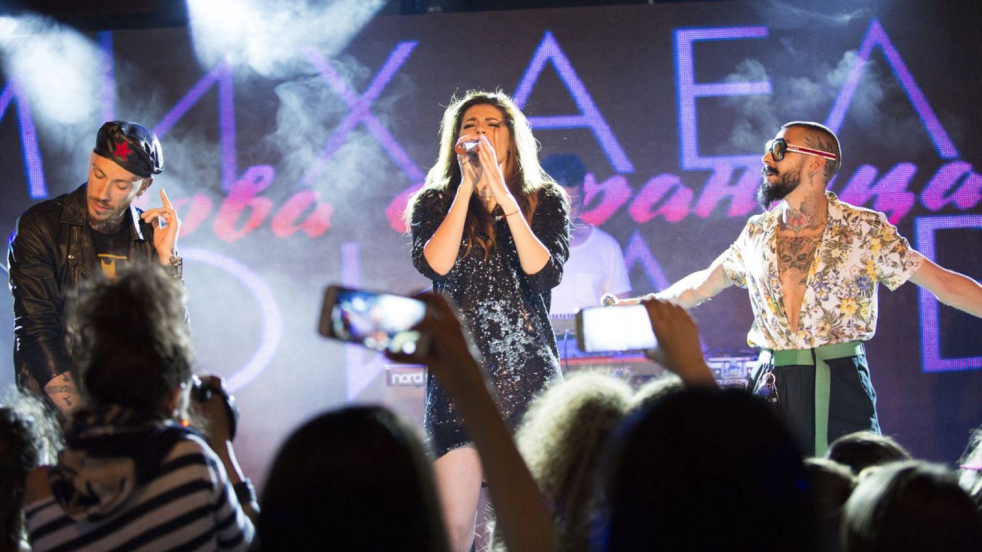 Михаела Филева представи новия си албум (снимки)