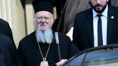 Вартоломей признава независимостта на Украинската православна църква