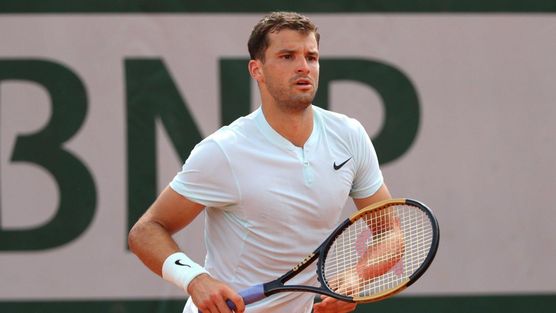 15 души са с по-големи шансове от Григор за Australian Open