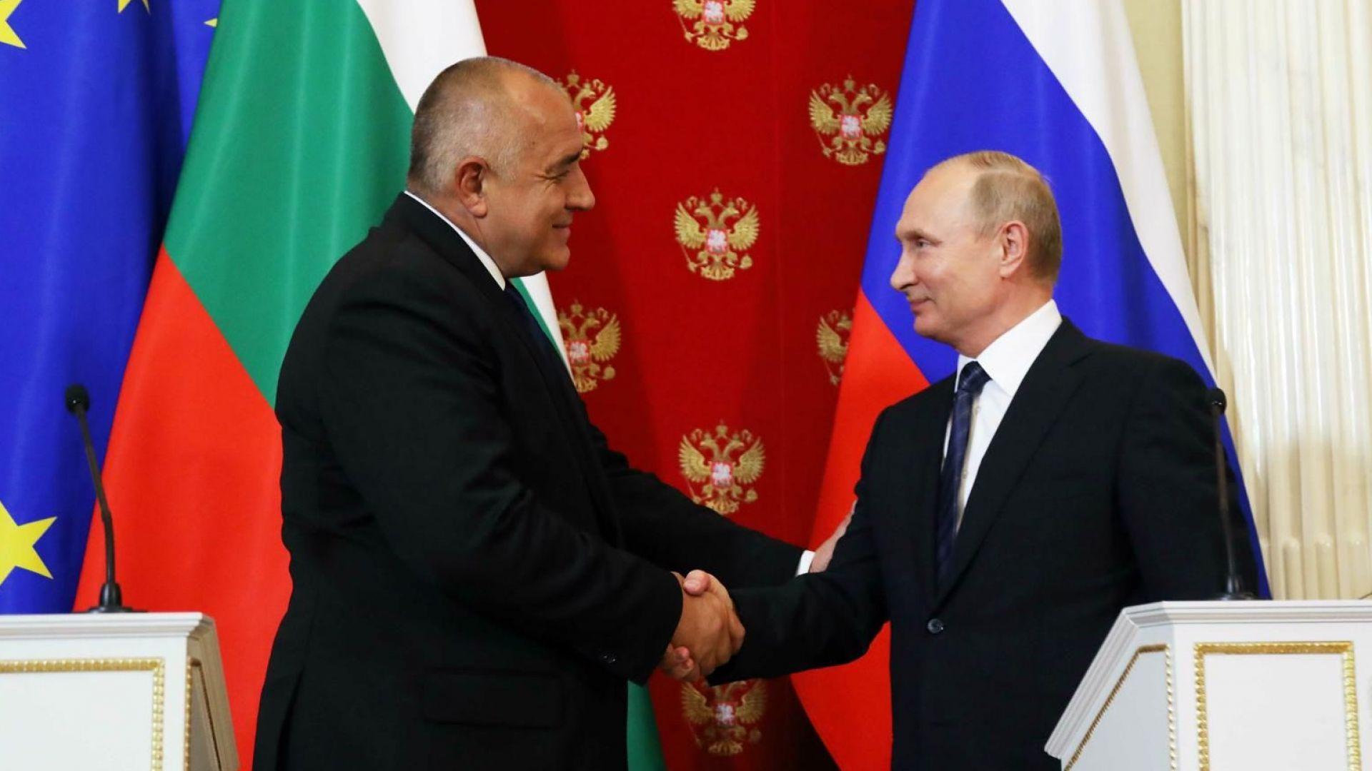 Борисов: Ще ремонтираме МиГ-овете си в Русия