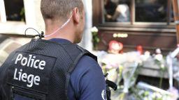 """""""Ислямска държава"""" пое отговорност за нападението в Лиеж"""