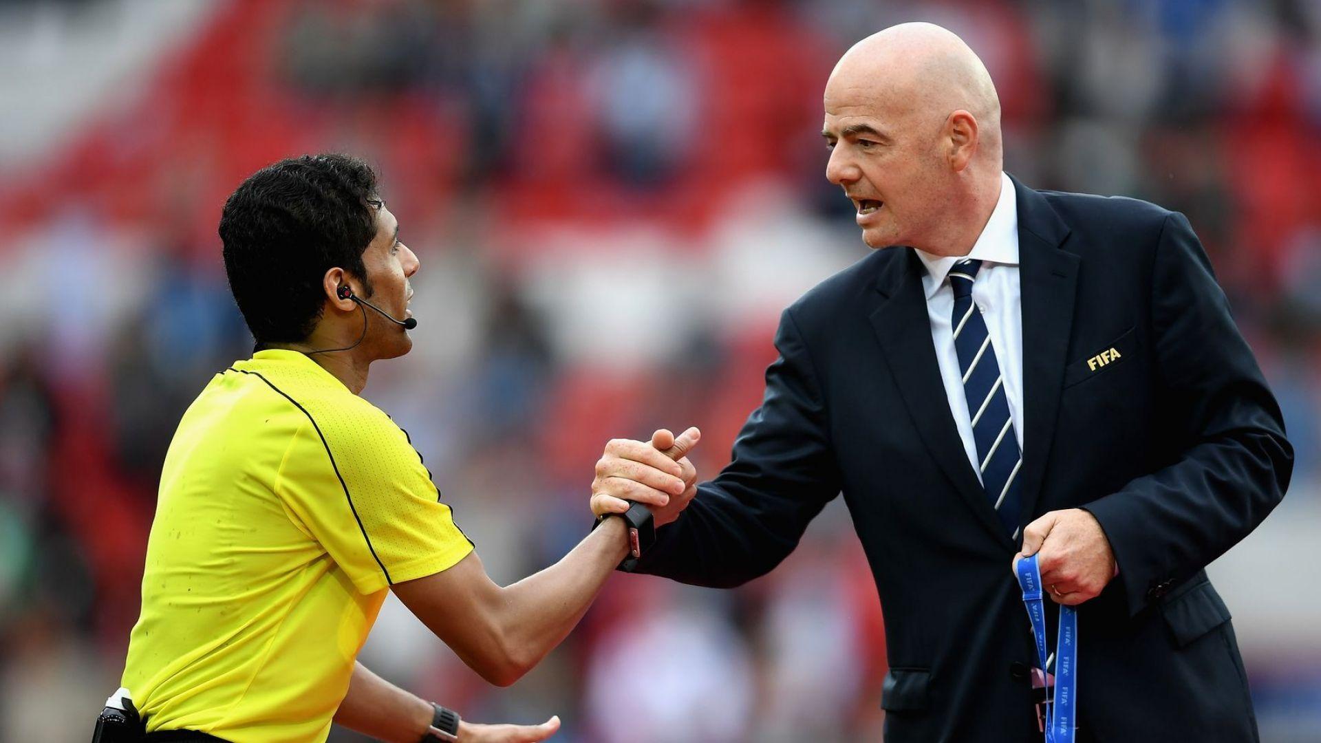 Любимец на ФИФА изхвърлен от Мондиала за уредени мачове