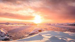 В Антарктида все още се усещат сериозни последици от ядрените опити