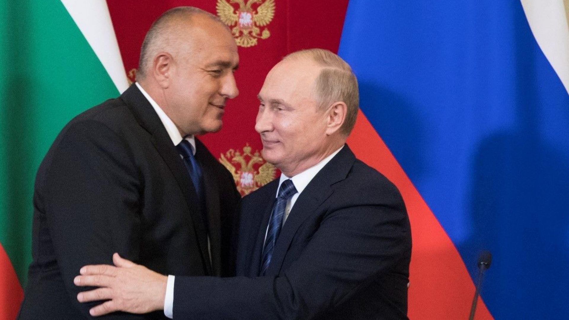 """За """"Балкански клон"""" на """"Турски поток"""" (през България) има само """"политическо одобрение"""""""