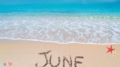 Времето през юни - месечна прогноза