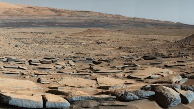 Къде е липсващата вода на Марс