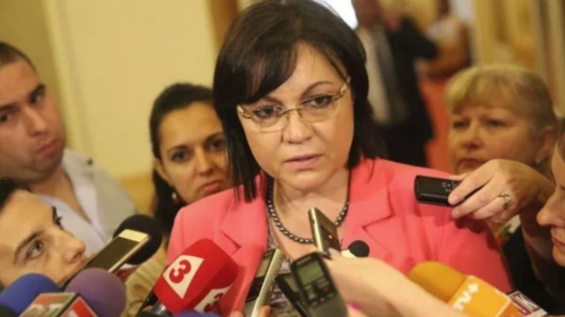 Корнелия Нинова: Борисов в Русия? Много условности, много неизвестни, никаква яснота