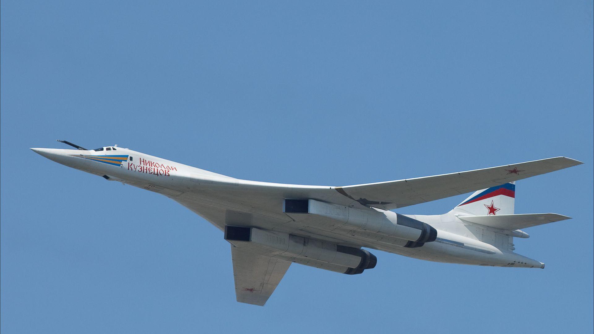 Русия разработва цивилен свръхзвуков самолет