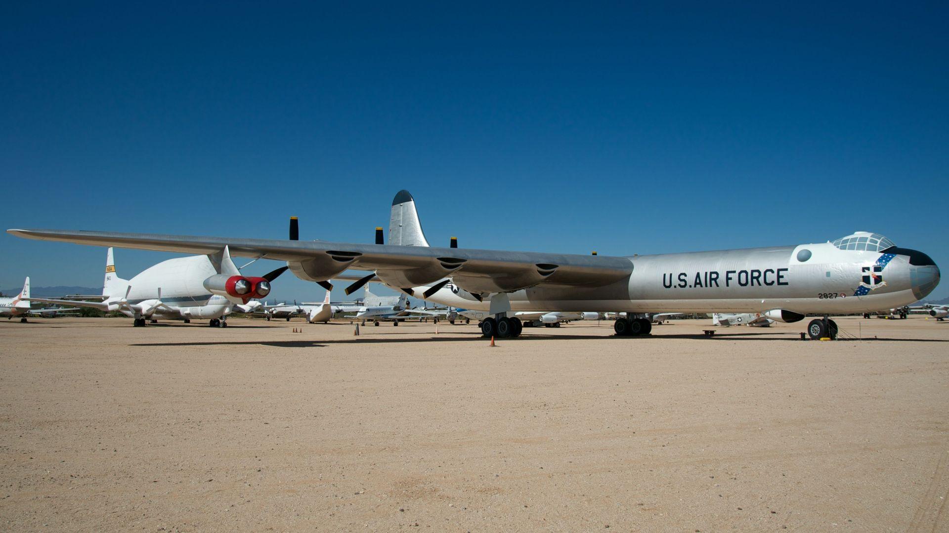 Най-гигантските бомбардировачи (снимки)
