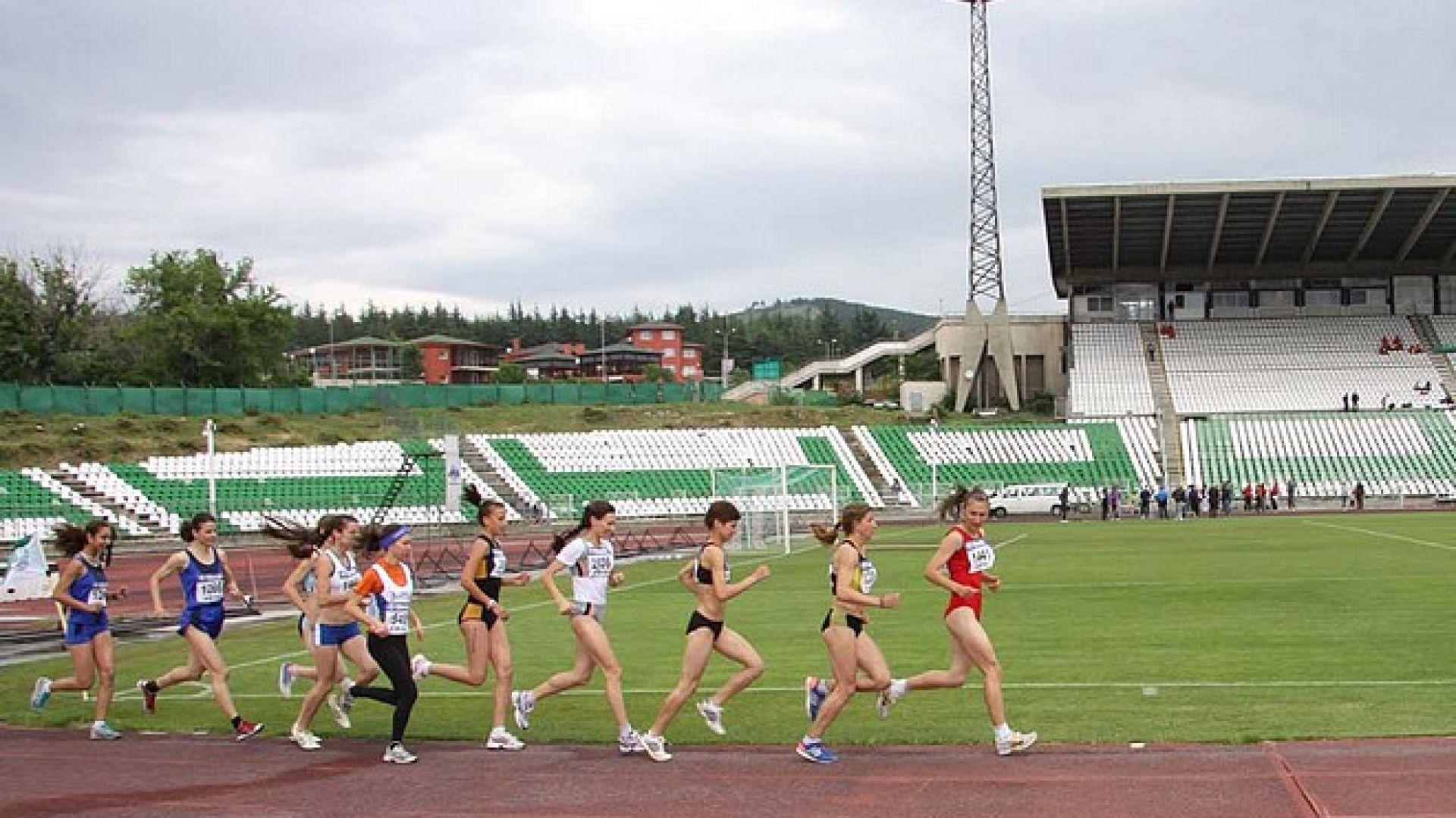"""Турнирът по лека атлетика на стадион """"Берое"""" се открива на 2 юни"""