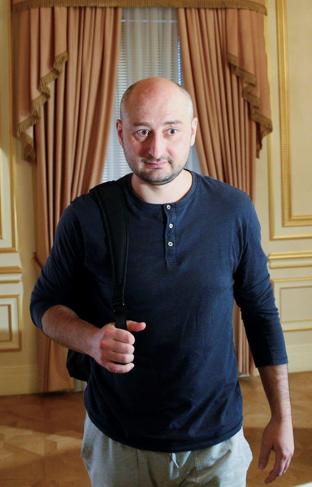41-годишният военен кореспондент е ветеран от Чечения