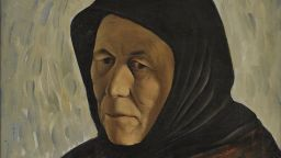 Портрети от Златю Бояджиев показват в Двореца