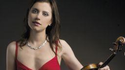 """Световнопризнатата цигуларка Мила Георгиева ще свири в зала """"България"""""""