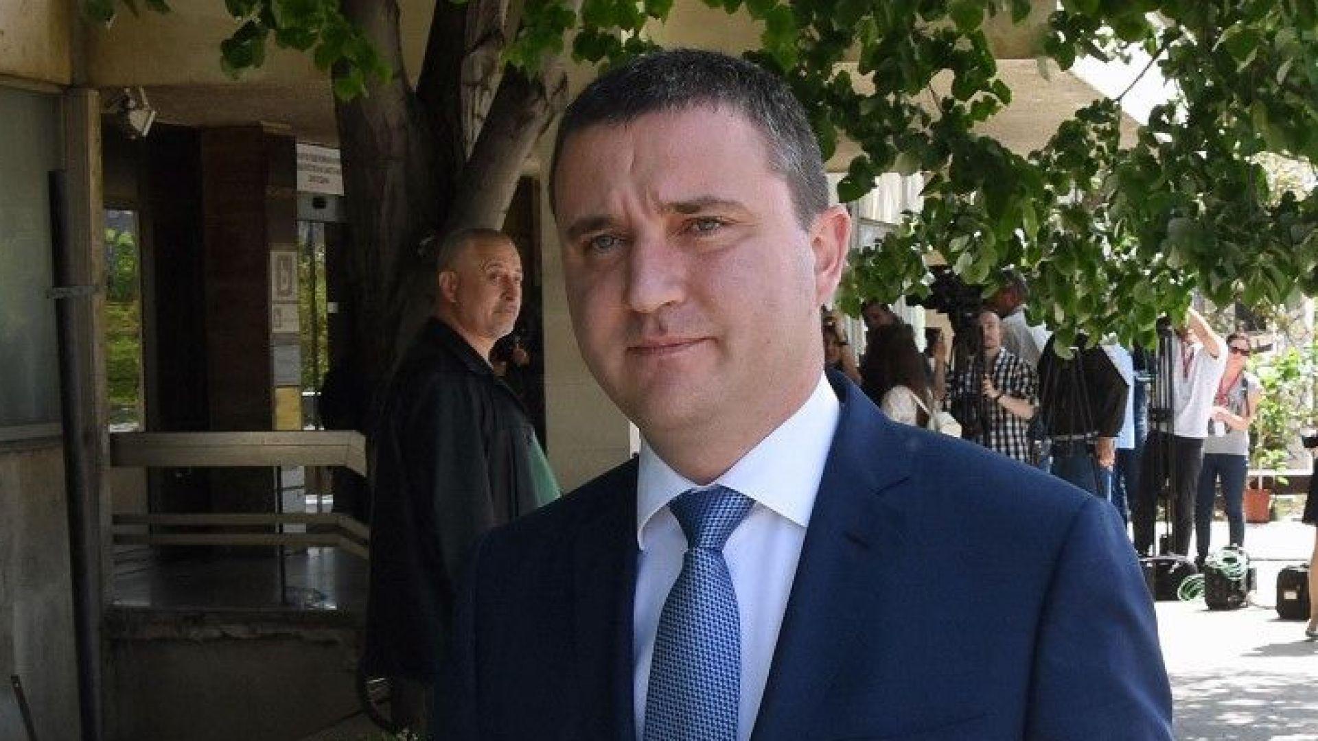 Владислав Горанов: Няма да изоставим европейските правила след срещите в Москва