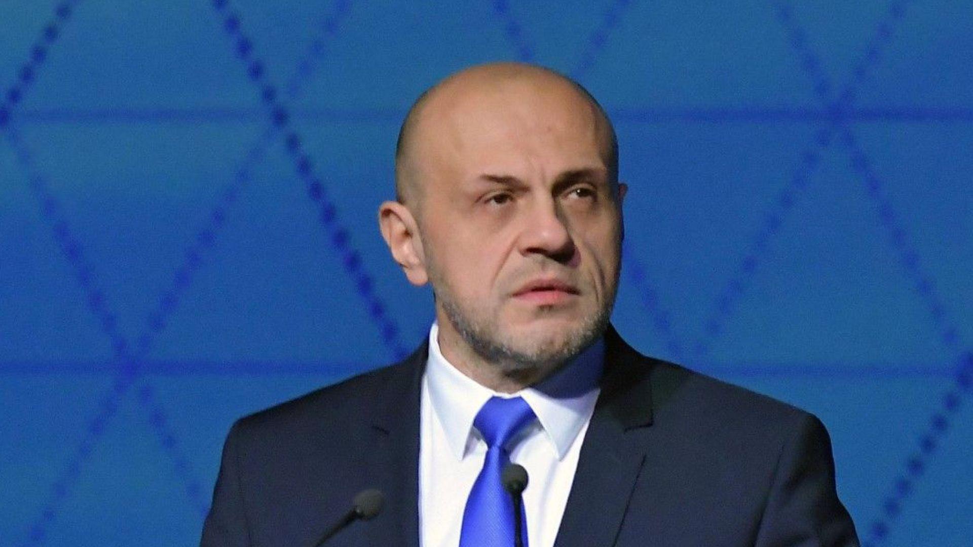 """Дончев: Имаме по-малко от година за приключване на техническата работа по """"Турски поток"""""""