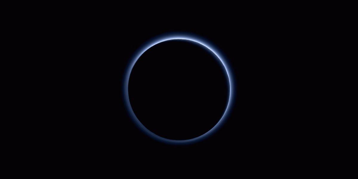 Атмосферата на Плутон