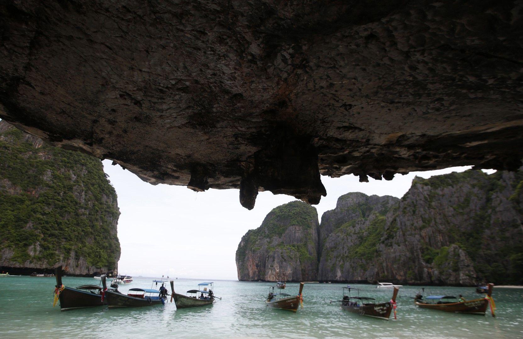 Забраната ще важи и за хора, и за лодки в зоната с корали на плажа
