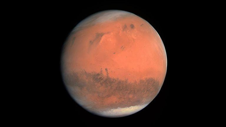 На Марс може да има организми, подобни на земните