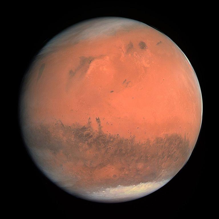Облъчването при полет до Марс било в нормите
