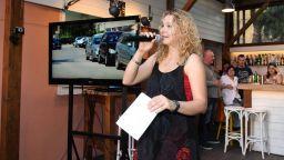 Славена Даскалова с мелодичен рок за страстта към моторите