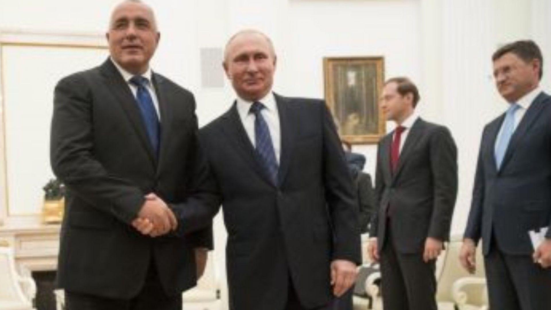 Политолог: Посещенията на Румен Радев и Бойко Борисов в Русия бяха напълно излишни