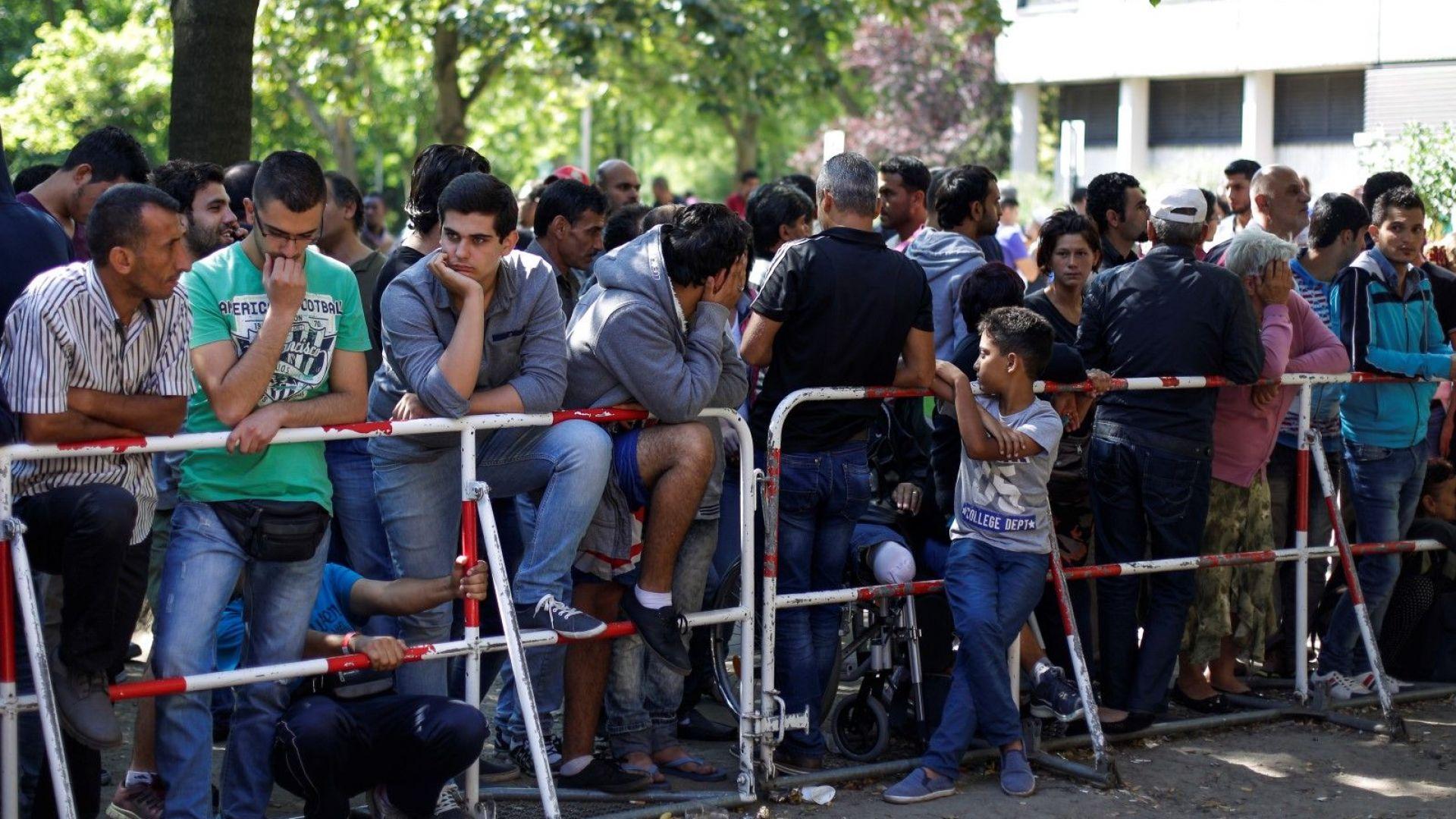 Германия и Австрия засилват граничните проверки, за да се борят срещу престъпността и миграцията