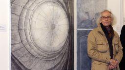 Почина Кристо - артистът, който реализираше невъзможното