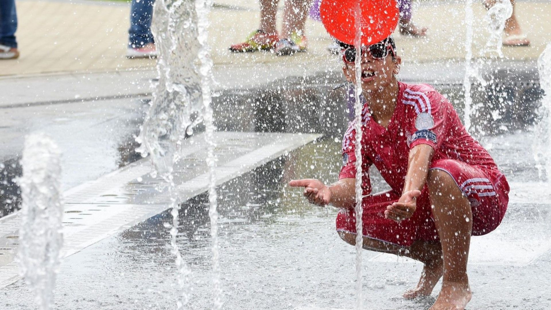 Температурен рекорд от 34,2 градуса е отчетен в Русе