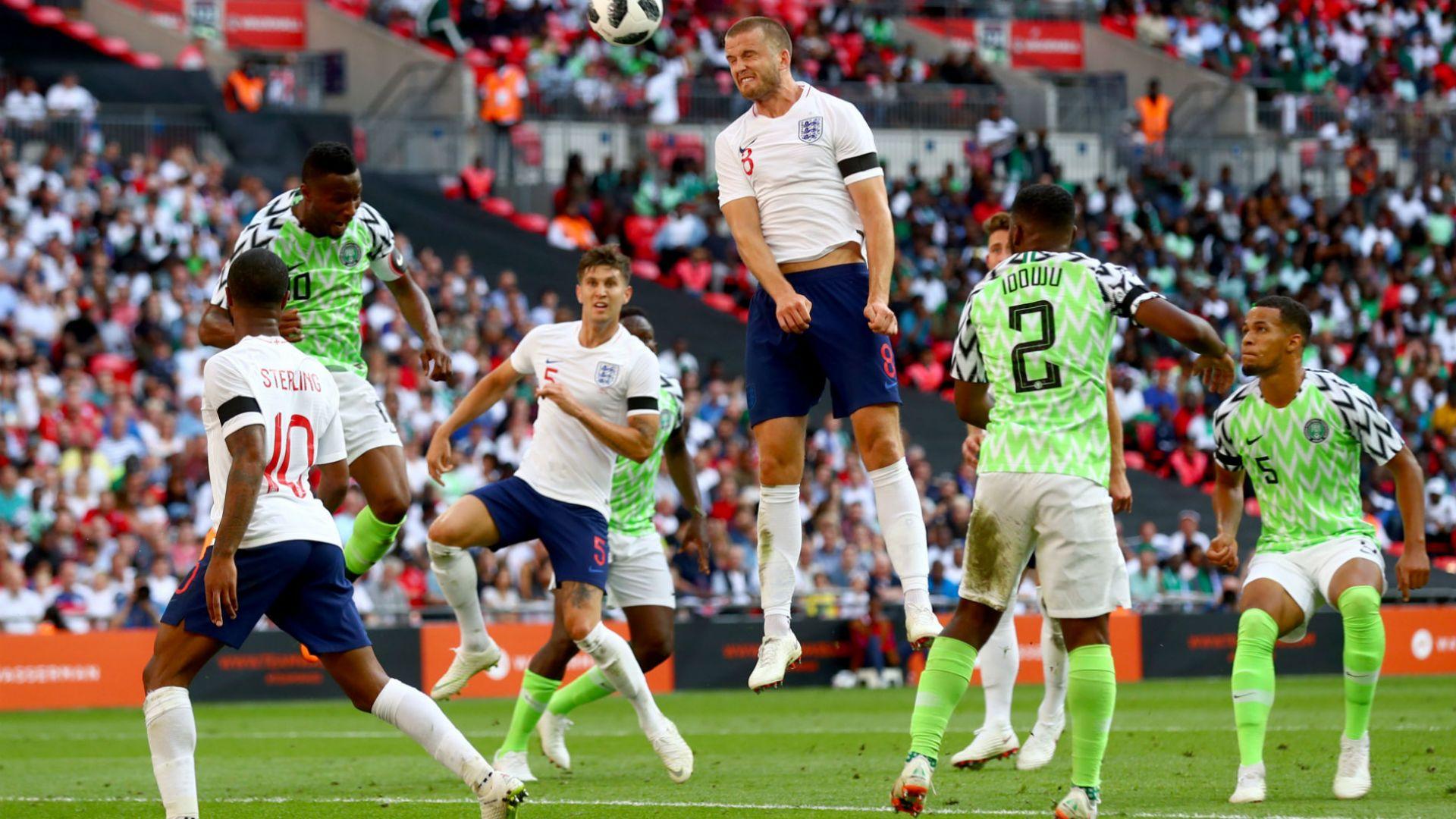 Англия с победа в първата контрола преди Мондиала