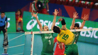 Волейболистите ни с изненадваща загуба от Австралия