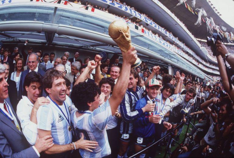 Световен шампион през 1986 г.