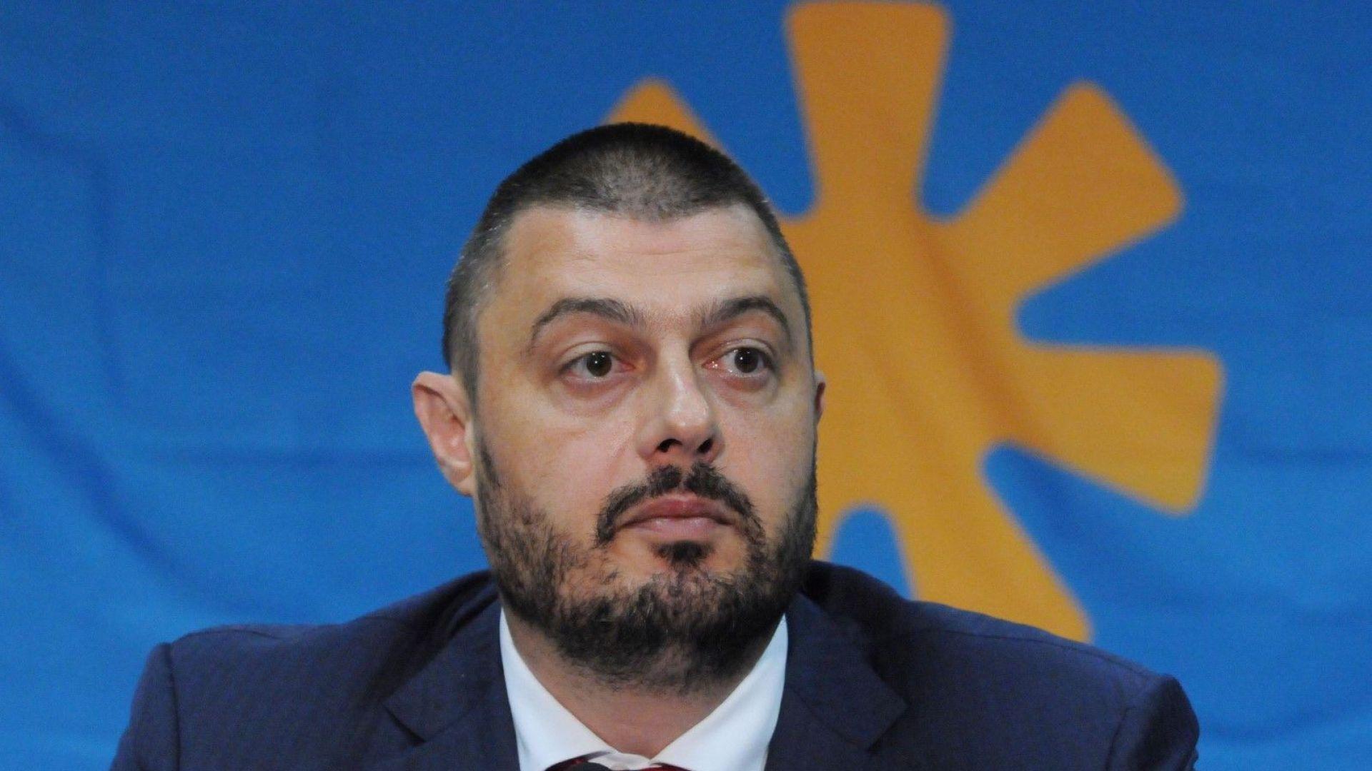 Бареков се връща в сутрешния телевизионен ефир
