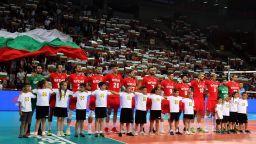 Волейболистите победиха Европейския шампион в контрола