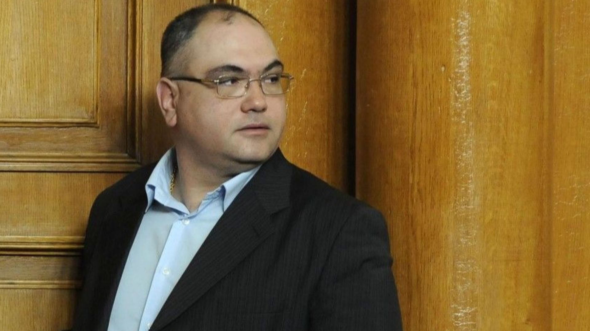 Владимир Кузов стана член на ДПС