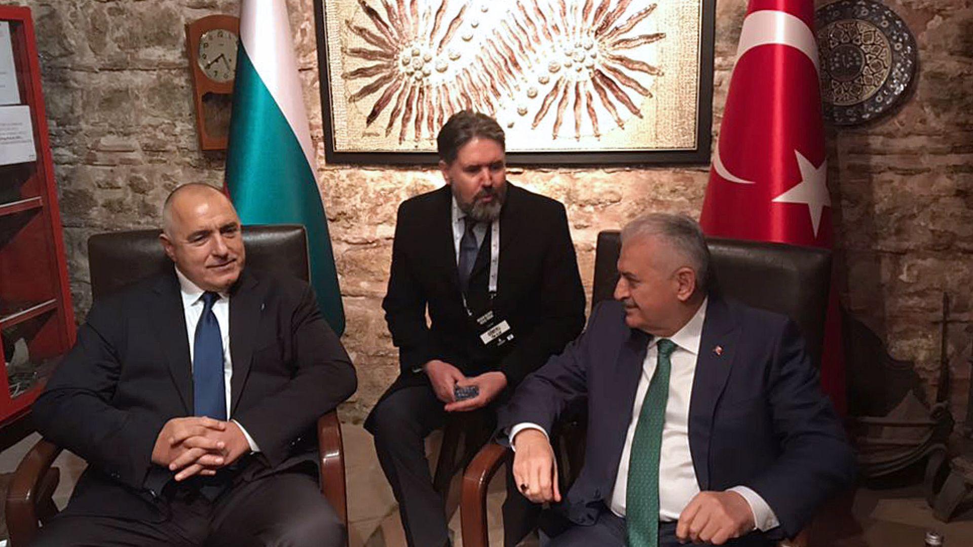 """Поканиха Борисов в Турция за откриване на газопровода """"Танап"""""""