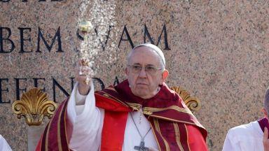 Папата идва в България през май догодина?
