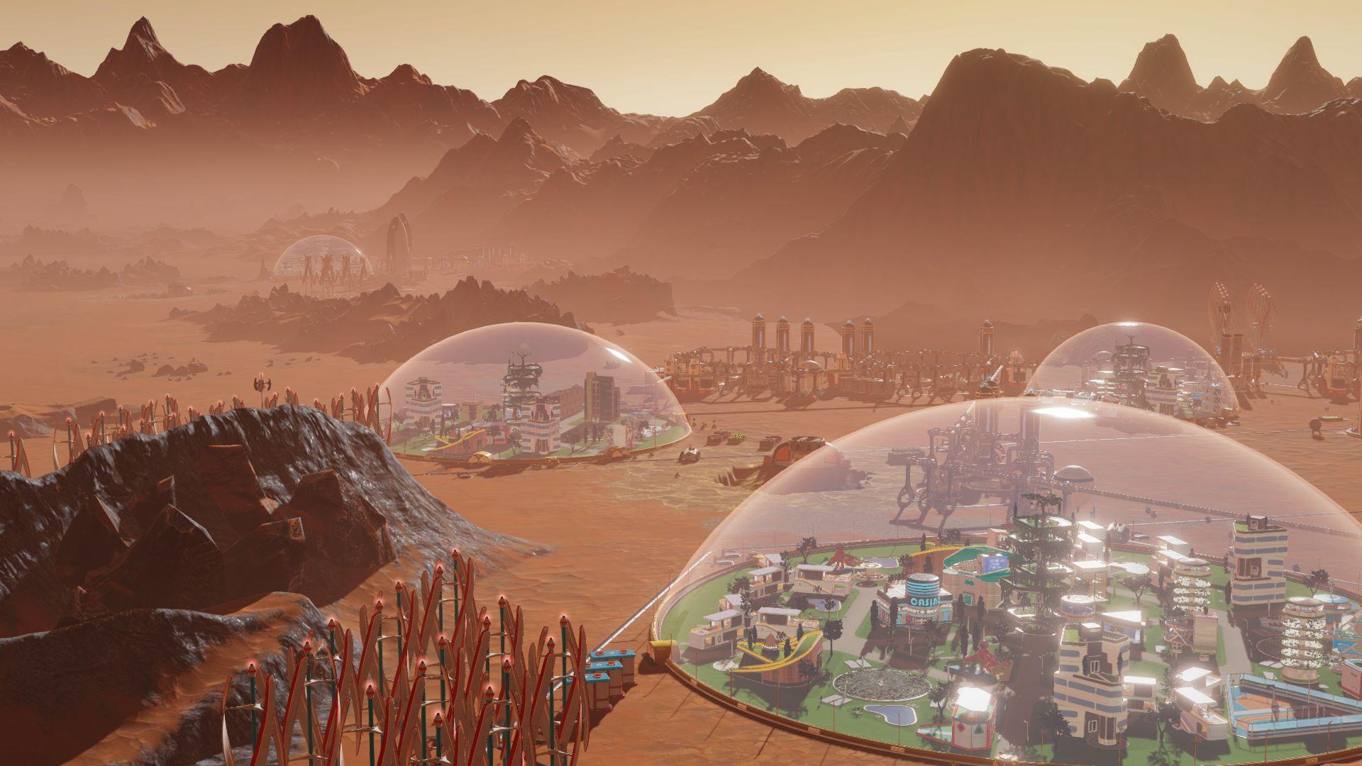 Мъск: Град на Марс ще струва между 100 милиарда и 10 трилиона долара