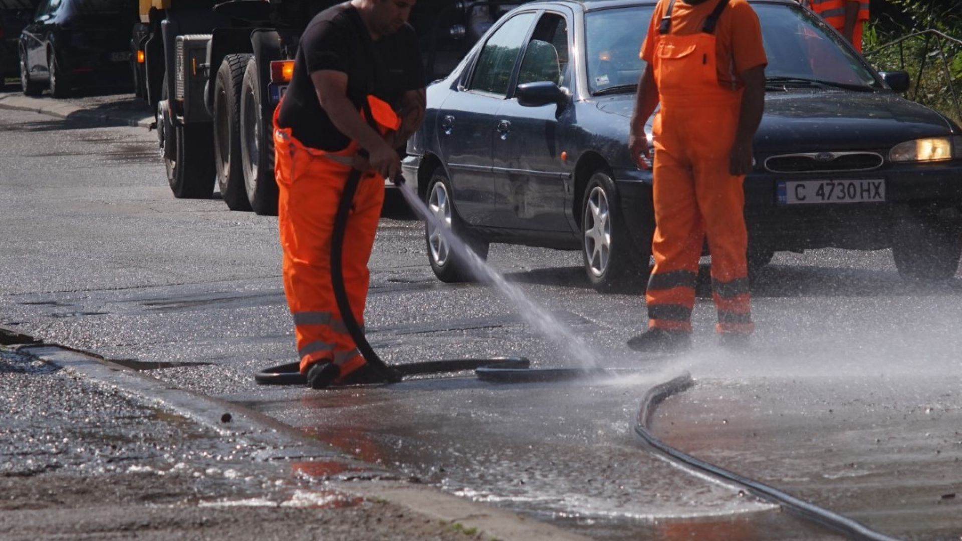 Мият централните софийски улици и булеварди от понеделник
