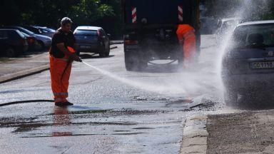 Пролетното почистване в София - от 20 март до 15 април